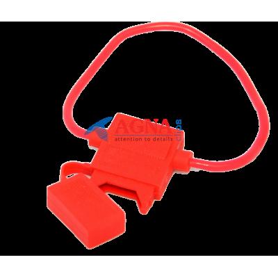 RPU1 Навесной предохранитель (корпус, резинка)