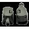 BR 231 Форсунка на поводок дворника (4-струйная) длина 39.5/ ширина 15.2/  на поводок 12.0*5.0/ под трубку d5.0