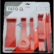 Набор для снятия клипс и обшивок Yato YT-0836 (5pcs)