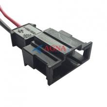 RP256 Разъем  штырьевой серии 3,5 мм,2-к  ответная часть к RP255 аналог VAG 191972712 AMP 19295961
