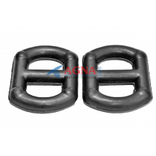 Подушка крепления глушителя OPEL квадро №1 тонкая