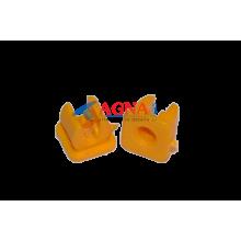 SH 12 Пистон крепления внутренней обшивки / Крепление номерного знака Fiat / Honda / Mitsubishi / ВАЗ