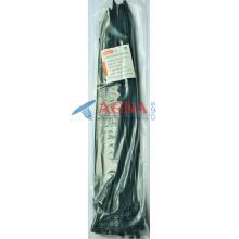 Стяжки кабельные 5х450 мм. черные