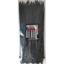 Стяжки кабельные 5x250 мм. черные