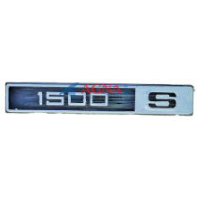 Эмблема на крылья старого образца ВАЗ 2105, 07 1500 S (1500s)