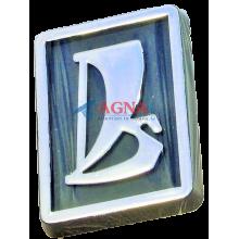 Эмблема на решетку радиатора ВАЗ 2108, 09