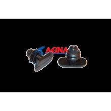 Pt44 Пистон фетра двери Daewoo (овальная шляпка)