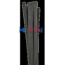 Термоусадка клеевая Ø 12,7/4 мм. 1,22 м.