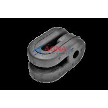 Подушка крепления глушителя Renault Kangoo (прищепка)