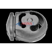 Подушка крепления глушителя ВАЗ 2110 (будильник)