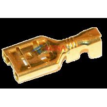 Клемма гнездовая (мама) 0,5 мм. серии 9.0 мм. под кабель 4-6 мм.